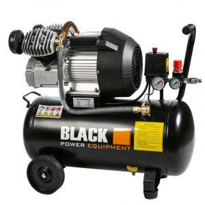 blacktools ket hengeres kompresszor 50L 1