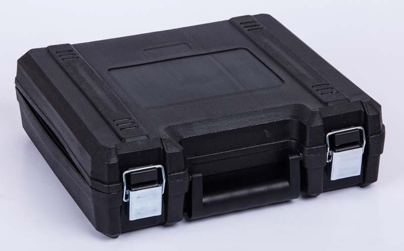 Black akkumulátoros fúró csavarozó doboza